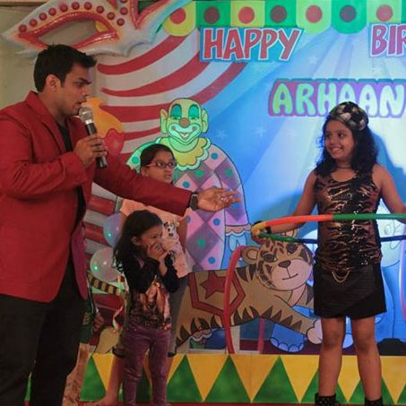 game coordinator for bihday events in bhubaneswar
