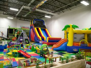 games zone for events