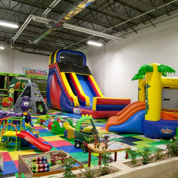 game zone for birthday party in bhubaneswar by dofort entertainment