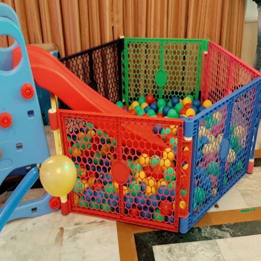 ball pool game on rent in bhubaneswar for events
