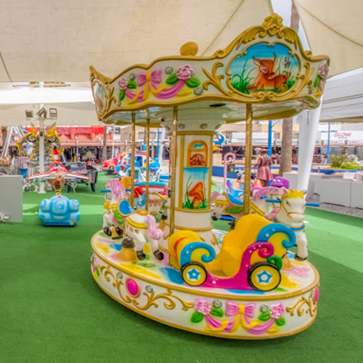 merry go round game on rent for events in bhubaneswar
